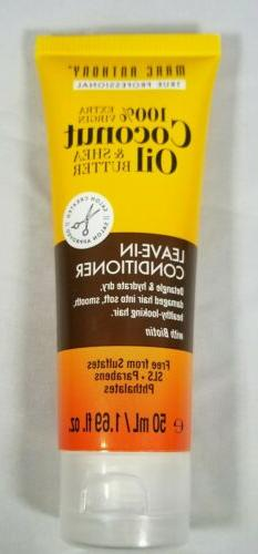 Marc Anthony 100% Coconut Oil Shea Butter Leave-In Condition