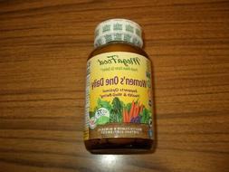 MegaFood Women's One Daily Multivitamin & Mineral 72 Tablets